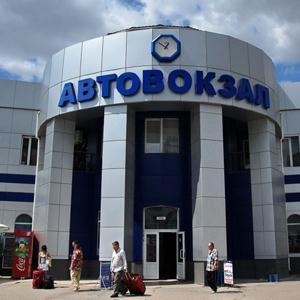 Автовокзалы Мысков