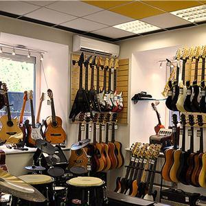 Музыкальные магазины Мысков