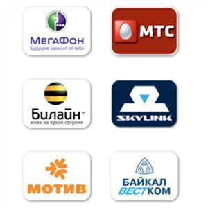 Операторы сотовой связи Мысков
