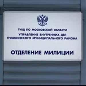 Отделения полиции Мысков