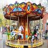 Парки культуры и отдыха в Мысках