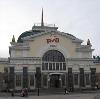 Железнодорожные вокзалы в Мысках
